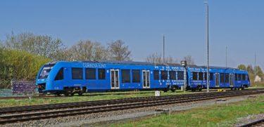【 水素列車 】排出するのは水と水蒸気だけ!世界の水素列車事情